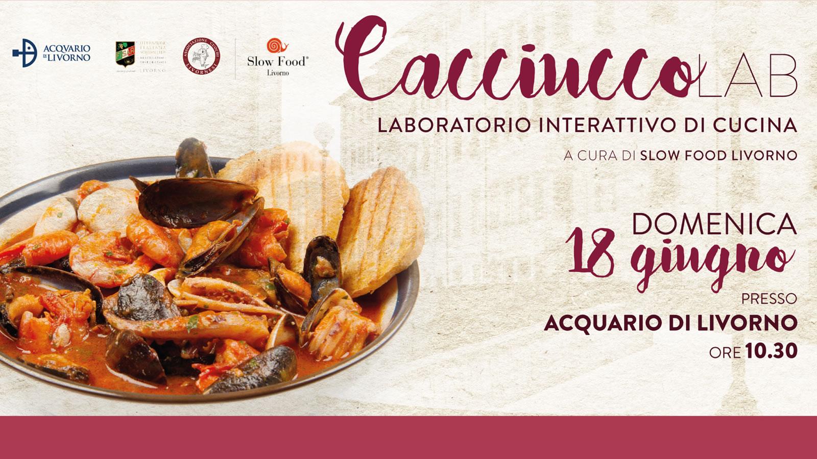 Dal 16 al 18 giugno prossimi Livorno festeggerà il suo celebre piatto con il 2° CACCIUCCO PRIDE