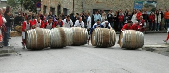 Festa del Cedro e Palio delle Botti a Bibbona