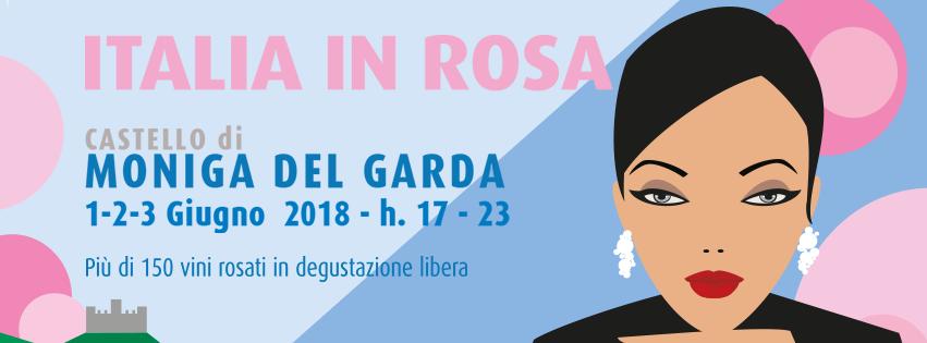 Italia in Rosa - Il più importante evento italiano dedicato ai vini rosati