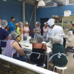 Grande successo all' Acquario di Livorno per il CacciuccoLab 1