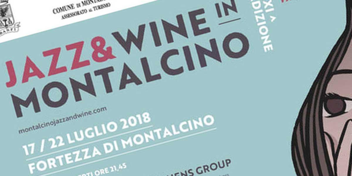 Jazz & Wine a Montalcino