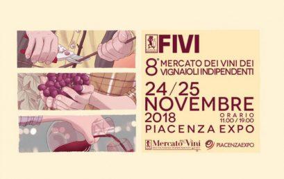 Torna il Mercato dei Vini di Piacenza il 24 e 25 Novembre