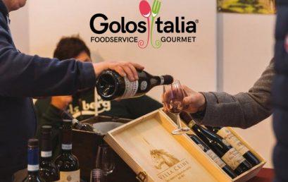 Golositalia 2019 23-26 Febbraio