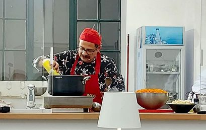 Show cooking con Il Bocca
