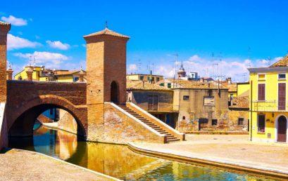 Gita Itinerari diVini: Ferrara – Delta del Po – Pomposa e Comacchio